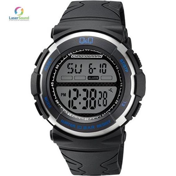 Relógio Q&q By Japan Masculino M159j005y Com Garantia E Nf