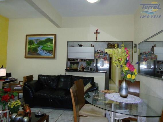 Casa Residencial À Venda, Campo Da Aviação, Praia Grande. - Ca0389