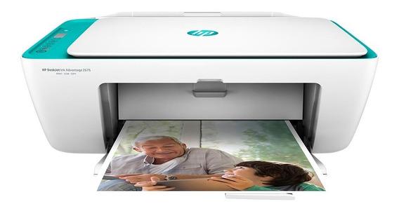 Impressora Multifuncional Hp 2676 Wi-fi Copiadora Scanner