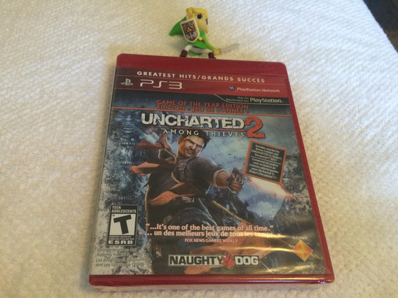 Uncharted 2: Among Thieves - Lacrado