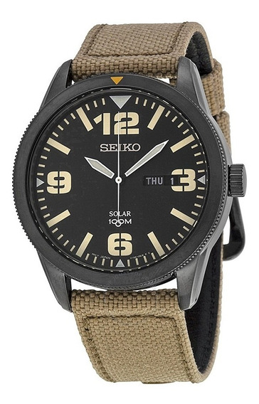Relógio Seiko Solar Sne331