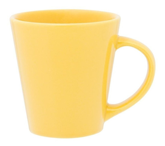 Jarro Drop Taza Mug 250 Ml Biona Café Té Colores