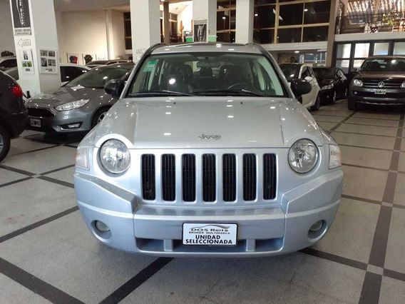 Jeep Compass 2.4 Limited At 1°dueña Tope De Gama Inigualable
