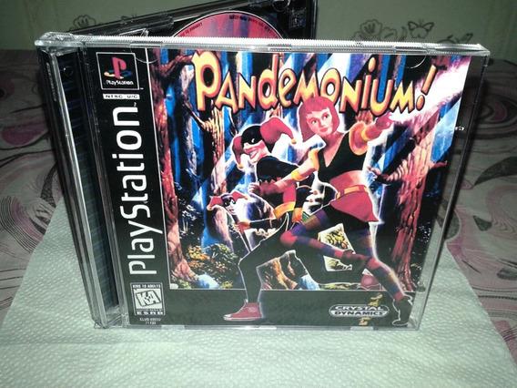 Pandemonium - Patch Ps1 - Completo
