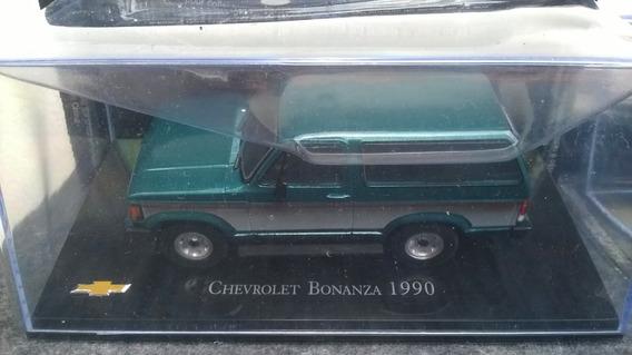Chevrolet Colection Miniatura Pick-up Bonanza 1990