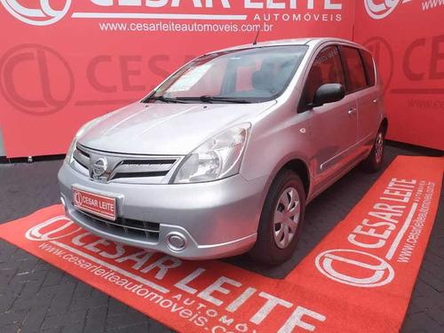 Nissan Livina 1.6 16v Flex 4p