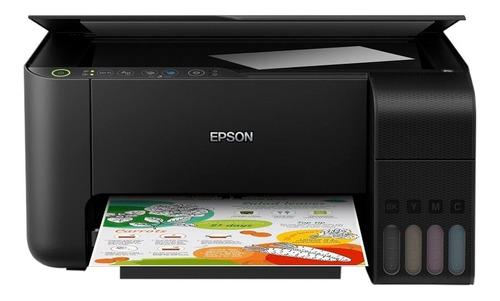 Multifuncional Epson Ecotank Color L3150 Bivolt Subst L395