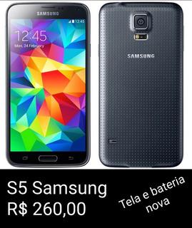 Celular S5 Samsung