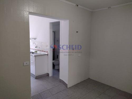 Imagem 1 de 15 de Sobrado, Dois Dormitórios, Duas Vagas E Edícula, Jardim Das Camélias  - Mc9285