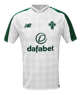 Camiseta Alternativa Celtic New Balance 2019 Original Cuotas