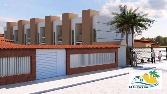 Sobrado Com 2 Dormitórios À Venda, 95 M² Por R$ 269.000 - Campos Elíseos - Itanhaém/sp - So0038
