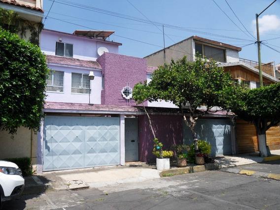 Casa En Privada Muy Cerca Del Tec De Monterrey Campus Cdmx