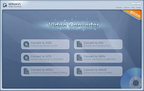 Winavi Video Converter 11.6 - Ultima Versão Brinde Gratis!