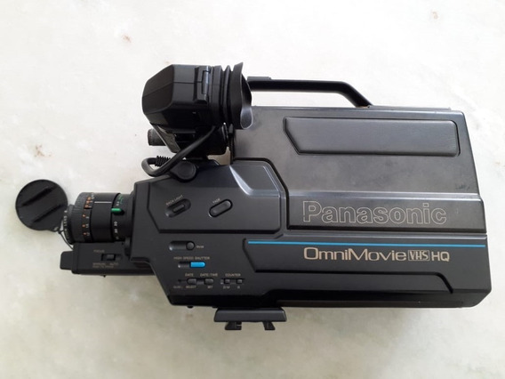 Filmadora Vhs Panasonic Mod; Afx-6