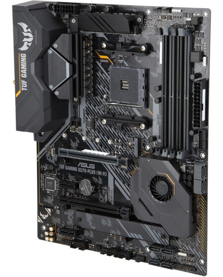 Motherboard Asus Tuf Gaming X570 Plus Wifi Am4 Amd Atx Ryzen