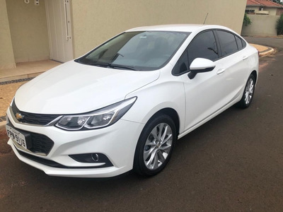 Chevrolet, Cruze 2018