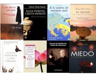 Thich Nhat Hanh Budismo Por La Paz.gran Colección 16 Titulos