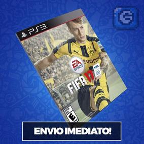Fifa 17 Ps3 Dublado Pt-br Código Psn Original Com Garantia