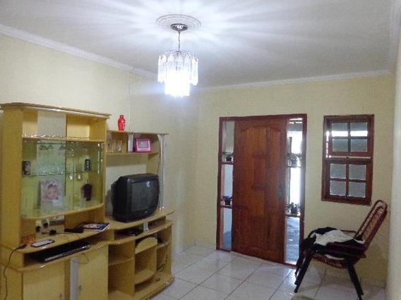 Casa Residencial À Venda, Parque Liberdade, Americana - Ca0265. - Ca0265