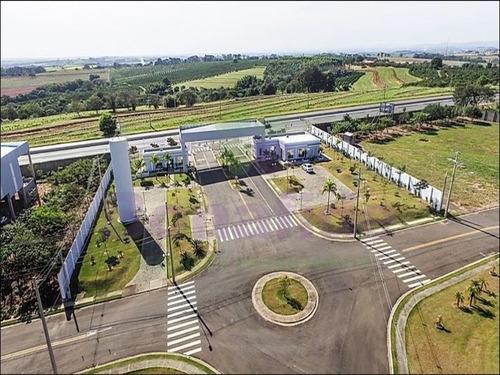 Terreno Industrial, W Park Condomínio Industrial, Mogi Mirim - Te08620 - 34837596