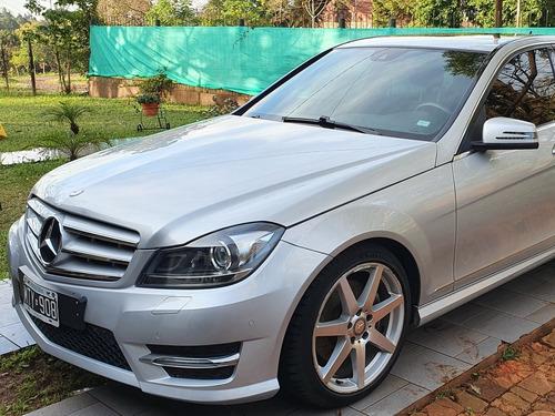 Mercedes-benz Clase C 3.0 C350 Avantg Sport B.efficiency At