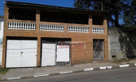 Casa Residencial À Venda, Jardim Jóia, Arujá. - Ca0570