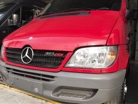 M.benz Sprinter 313 Cdi Furgon Mixto T/e 2011 Bordo 80.000km