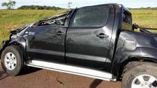 Volcada Ford Fiat Vw Amarok Hilux Ranger Chocada