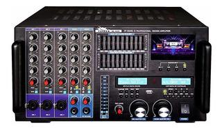 Idolpro Ip-6000 Ii 8000w Professional Karaoke Mixing Ampli ®