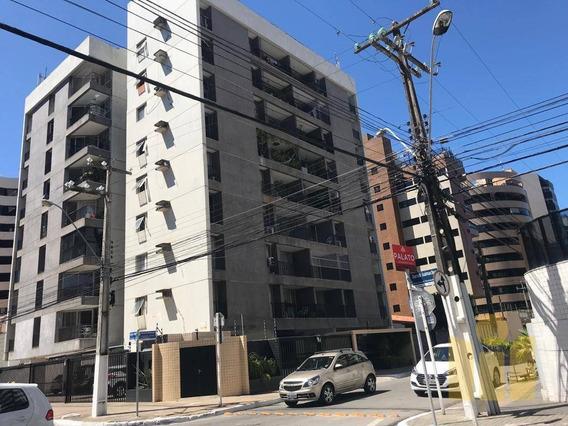 Apartamento Com 3 Dormitórios À Venda, 96 M² Por R$ 330.000 - Ponta Verde - Maceió/al - Ap0529
