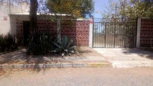 Casa De Campo En Renta En Los Robles, Zapopan.
