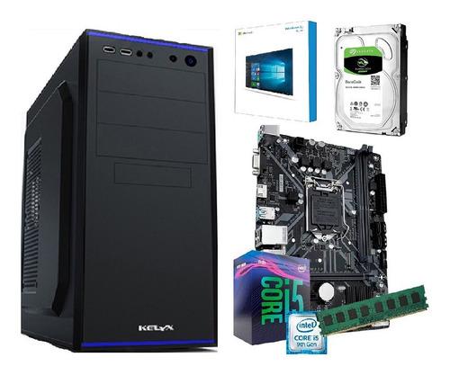 Pc Computadora Completa I5 9º Gen 8gb 1tb Win 10 Home Orig