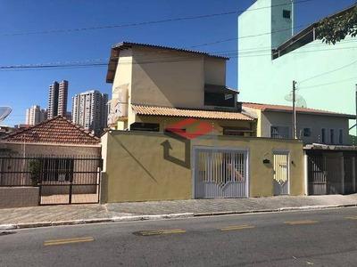 Sobrado Residencial À Venda, Santa Maria, São Caetano Do Sul. - So22098