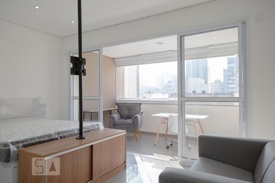 Apartamento Para Aluguel - Bela Vista, 1 Quarto, 40 - 893104435
