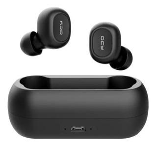 Audifonos Qcy Qs1-t1 Tws 3d Stereo Bluetooth - En Stock