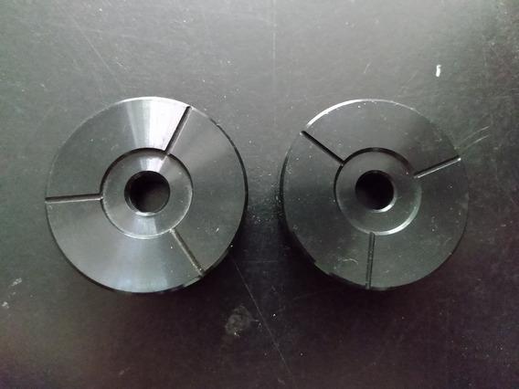 Toca Disco Technics 45rpm Single Adaptador