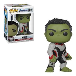Funko Pop Hulk Avengers Endgame 451