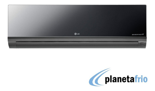 Imagen 1 de 4 de Multisplit LG Inverter Artcool 2 Splits 1 Condensador!