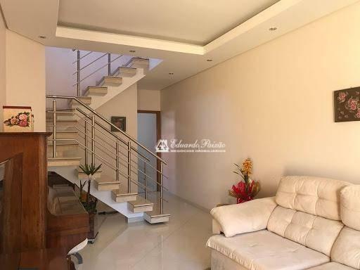 Sobrado Com 3 Dormitórios À Venda, 200 M² Por R$ 720.000,00 - Vila Augusta - Guarulhos/sp - So0084