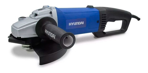 Amoladora Hyundai 2000w 180/230 Mm 6000 Rpm Hyag313 Sti