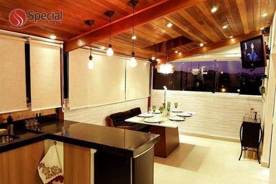 Apartamento Duplex Com 3 Dormitórios À Venda, 95 M² - Vila Carmosina - São Paulo/sp - Ad0056