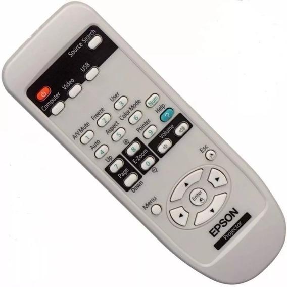 Controle Remoto Projetor Epson S3 S4 S5 S6 S8 S10 E Outros