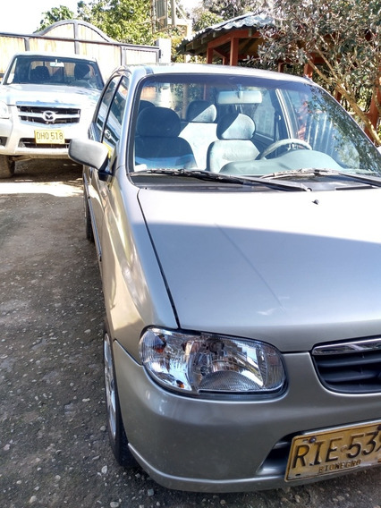Chevrolet Alto Automovil