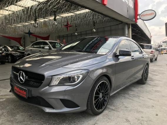 Mercedes-benz Cla 200 Cgi 1.6 16v 156cv Turbo, Fsn9299