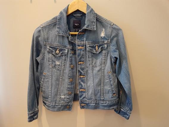 Jaqueta Jeans Gap Tam.10