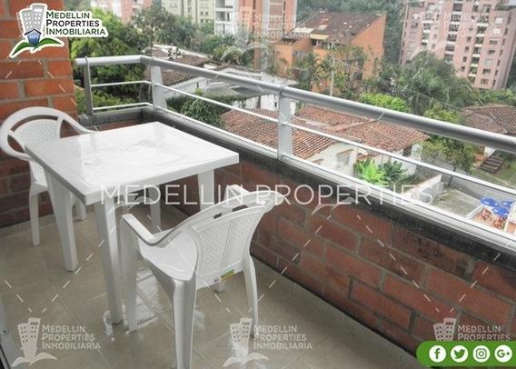 Alquiler Amoblados Mensual En Medellín Cód: 4226