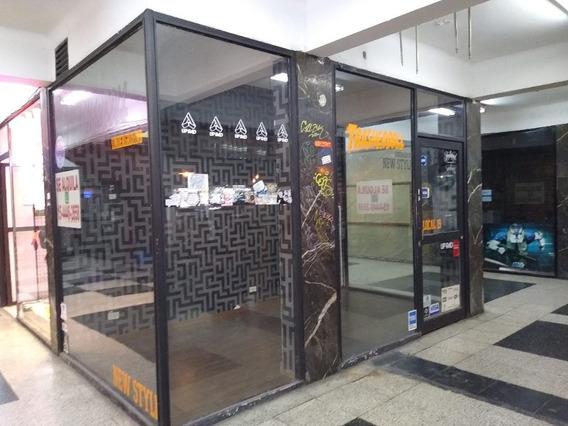 Alquiler Moron Centro Local Galeria Eden