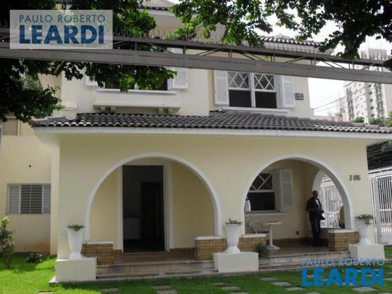 Casa Assobradada - Jardim Paulista - Sp - 413088