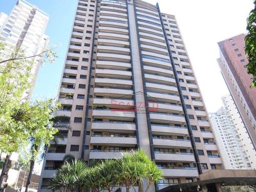 Apartamento Com 3 Dormitórios À Venda, 177 M² Por R$ 1.000.000,00 - Vila Suzana - São Paulo/sp - Ap1469