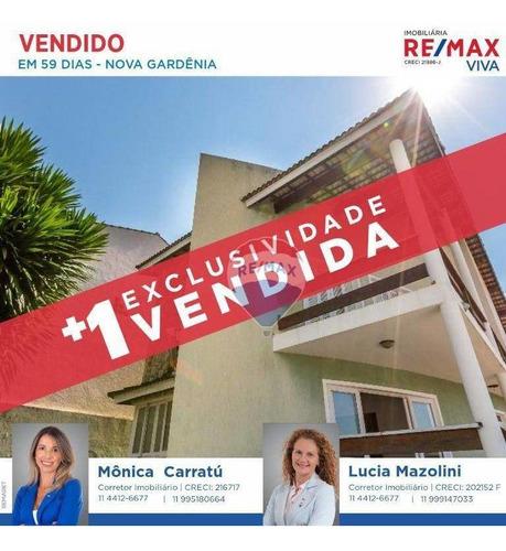 Casa Com 4 Dormitórios À Venda, 358 M² Por R$ 650.000,00 - Vila Giglio - Atibaia/sp - Ca5917